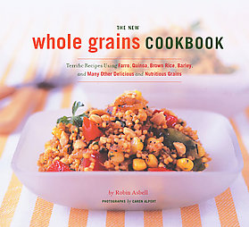 Whole grains cookbook