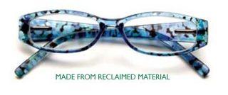 ICU reclaimed plastic frames
