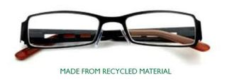 ICU recycled metal frames