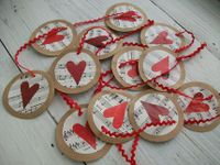 Love notes garland