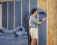 Jeans insulation