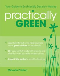 PracticallyGreen final book cover