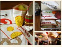 Graze organic bags
