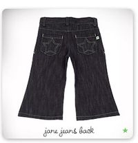 Baby star organic jeans