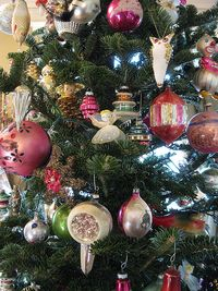 Vintage ornaments by moxie-girl via flickr