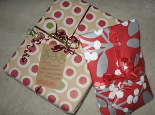 Paper source wrapping paper