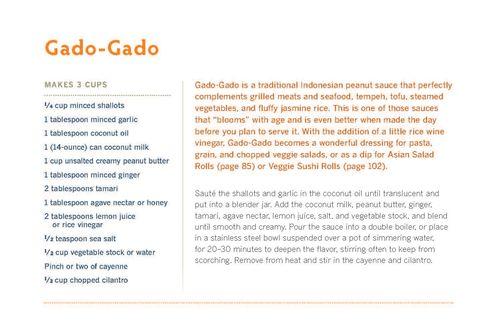 Gado-Gado recipe crop