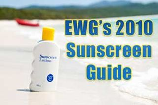 2010 sunscreen guide