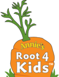 Root 4 Kids logo