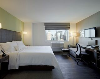 Element Times Sq Guest Room 1