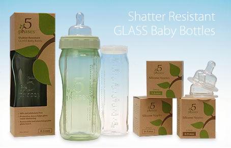 5 Phases Bottles