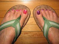 Dr. Weil sandals