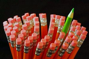 Pencils by c.a. muller via flickr