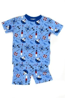 Nautical nights pjs
