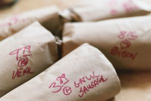 Butcher paper meat by cafemama via flickr