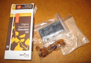 Navitas chocolate kit