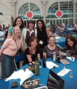 BlogHer 11 group shot