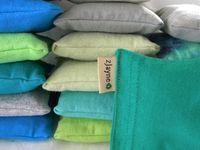 Dryer sachets