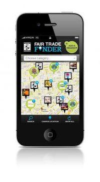 Fair trade finder