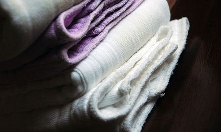 Cloth diapers via hannah8ball via flickr