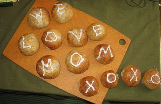 Mother's day bread