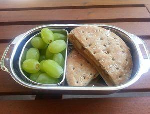 Plenty full lunch