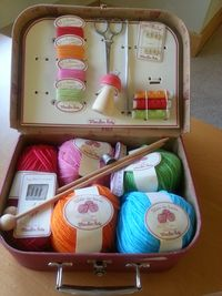 Mighty nest knittingBOX mp