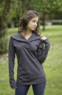 Reparel pullover sweater