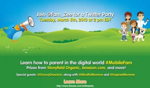 Fam Zee Twitter party