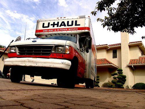 Moving truck via photopin