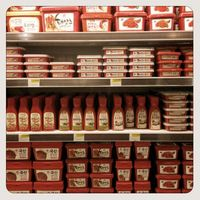 Gochujang sauce by tawalker via flickr
