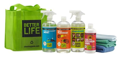 Better Life Starter Kit with Microfiber