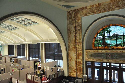 Watkins headquarters (Jodi Grundig)